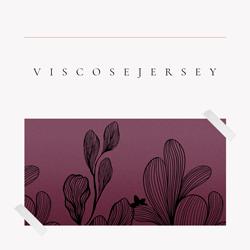 Viskose-Jersey